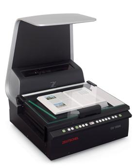 Zeutschel OS 15000 Advanced Plus